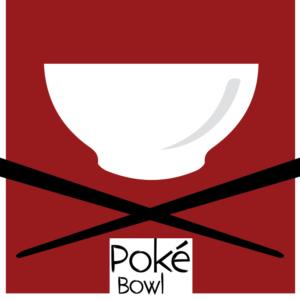 Poke Bowl Austin Logo for Takeout With OrderUp